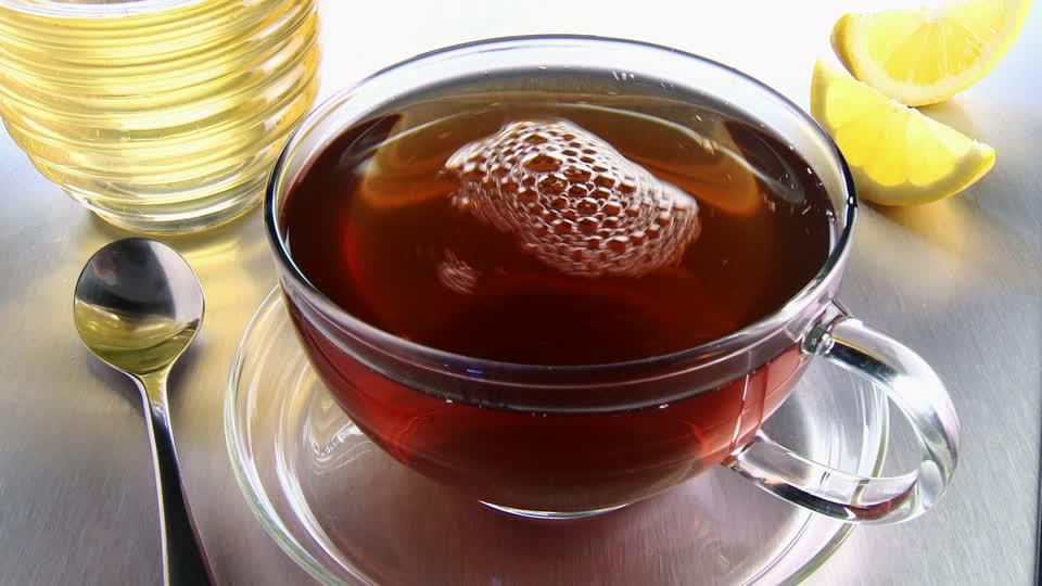 Ceai negru Irish Cream