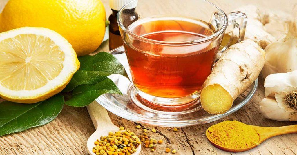 Ceai cu ghimbir