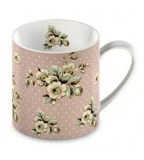 Cottage Flower Pink Floral