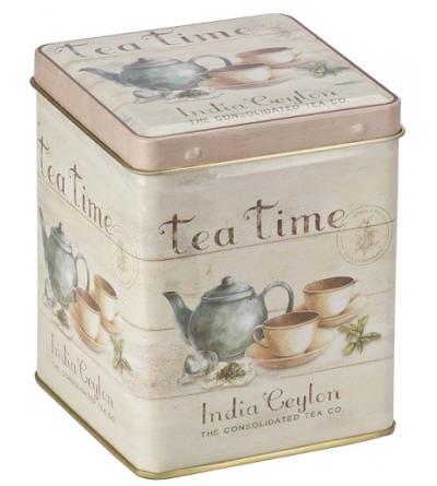 Cutie Tea Time