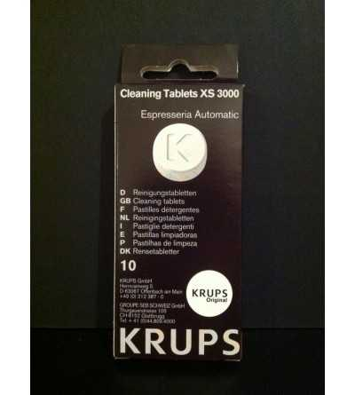 cleaning tablets esp