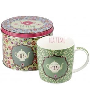 Tea Time Green