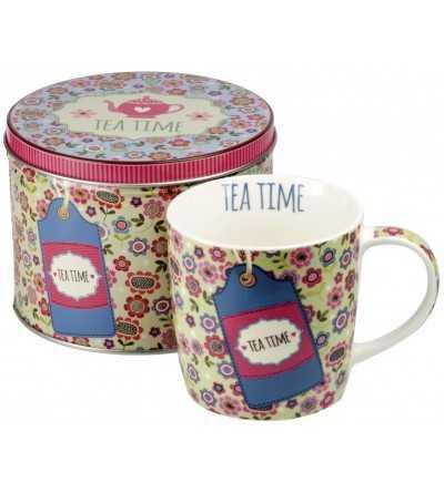 Tea Time Lime
