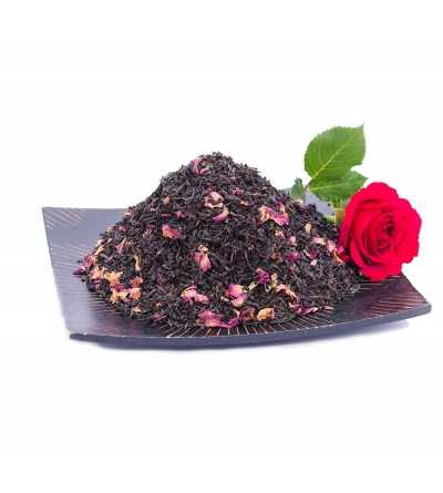 China Rose Tea Black