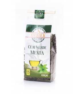 Ceai verde cu menta (100 g)