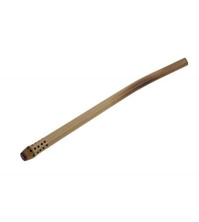 Bamboo bombilla