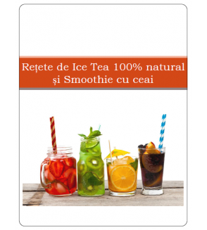 Retete Ice Tea si Smoothie