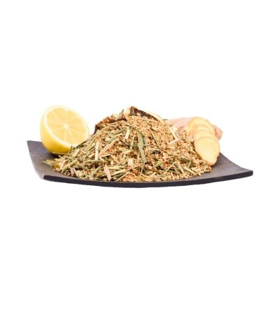 Ayurvedic Lemon & Ginger - 1