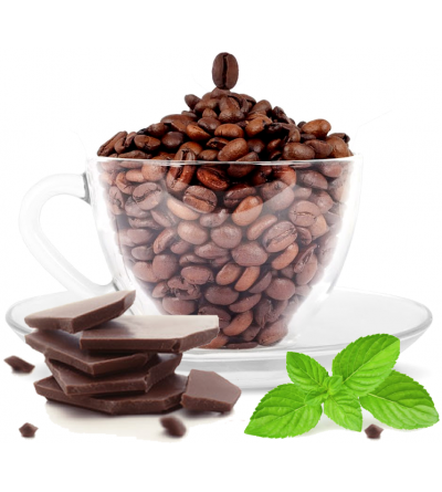 Chocolate & Mint Coffee
