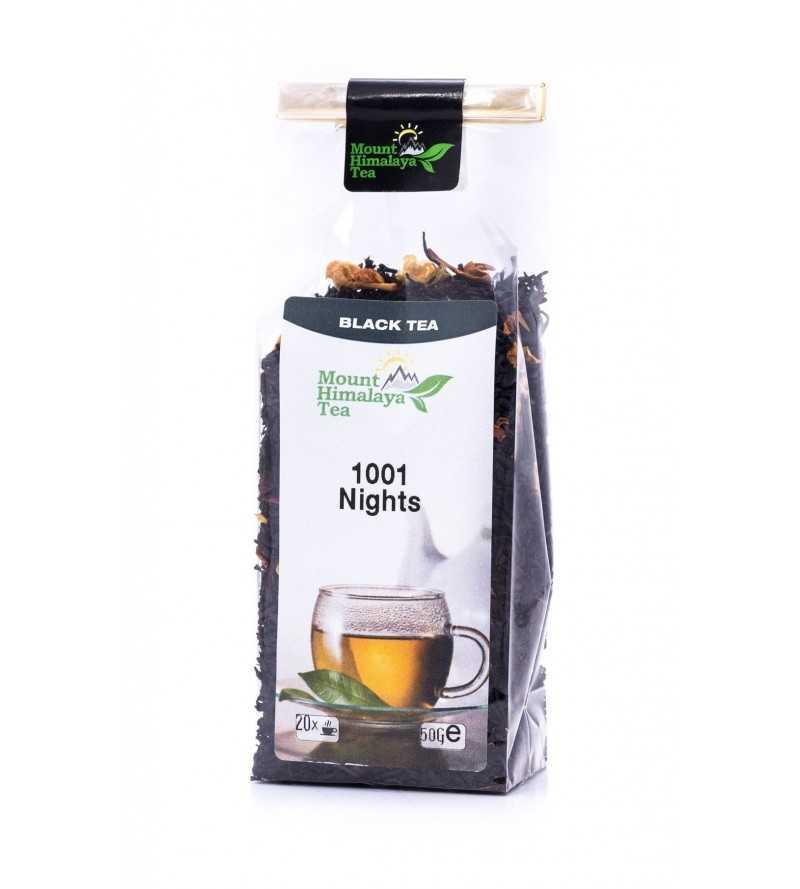 1001 Nights, Mount Himalaya Tea - 1
