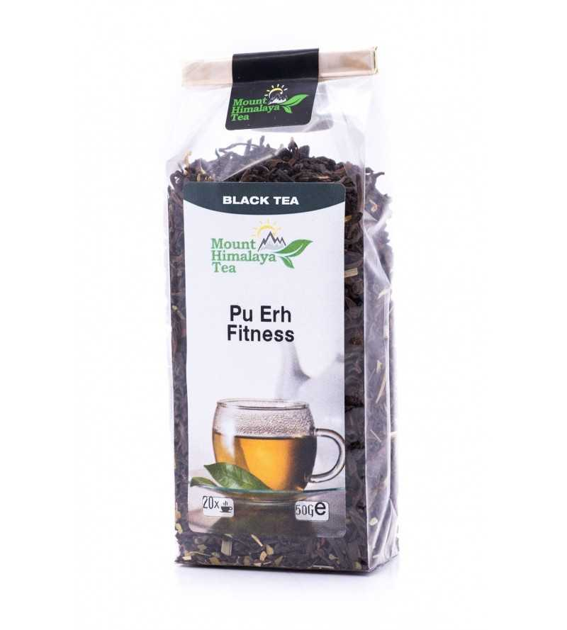 Pu Erh Fitness, Mount Himalaya Tea - 1