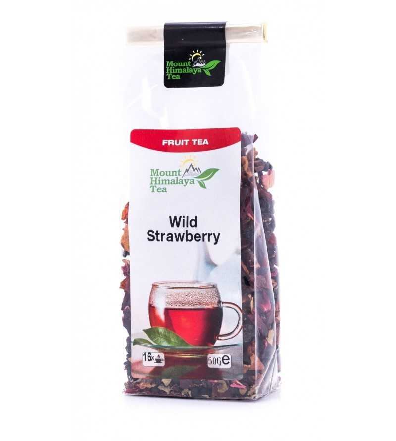 Wild Strawberry, Mount Himalaya Tea - 1
