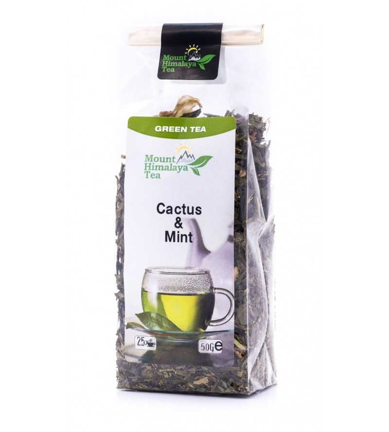 Cactus & Mint, Mount Himalaya Tea - 1