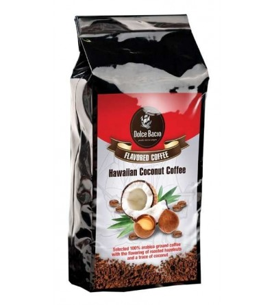 Hawaiian Nut Coffee