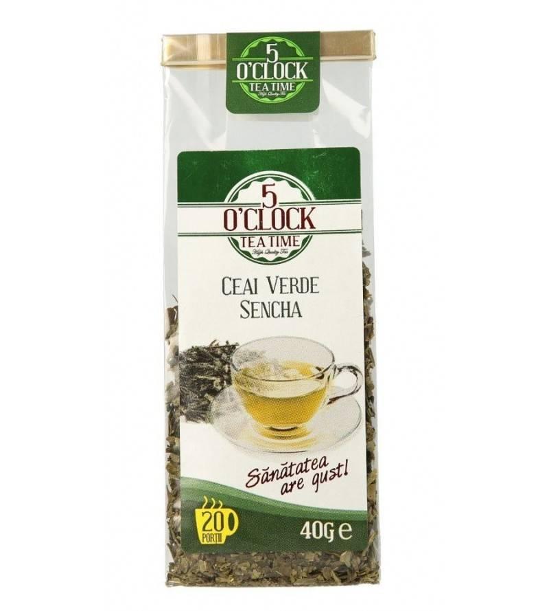 Ceai verde clasic (40 g)