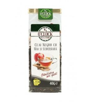 Ceai negru Mar si Scortisoara (40 g)