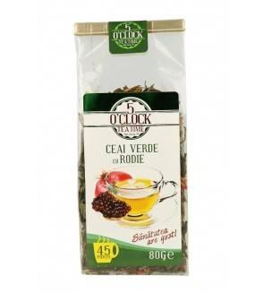 Ceai Verde cu Rodie (80 g)