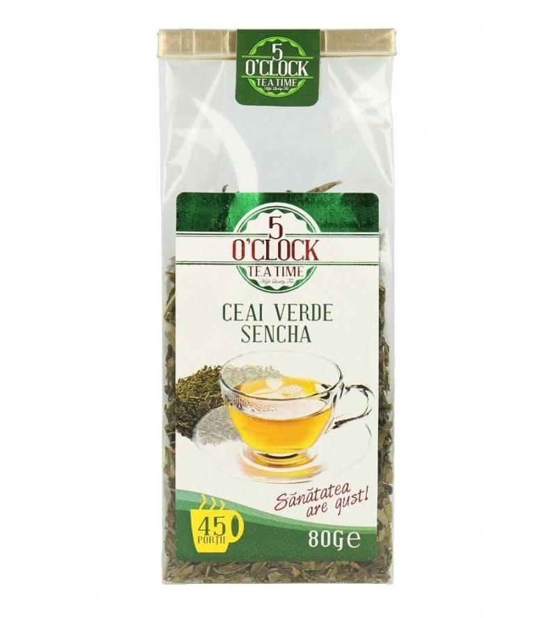 Ceai verde Sencha (80 g)