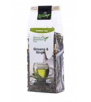 Ginseng & Ginger, Mount Himalaya Tea