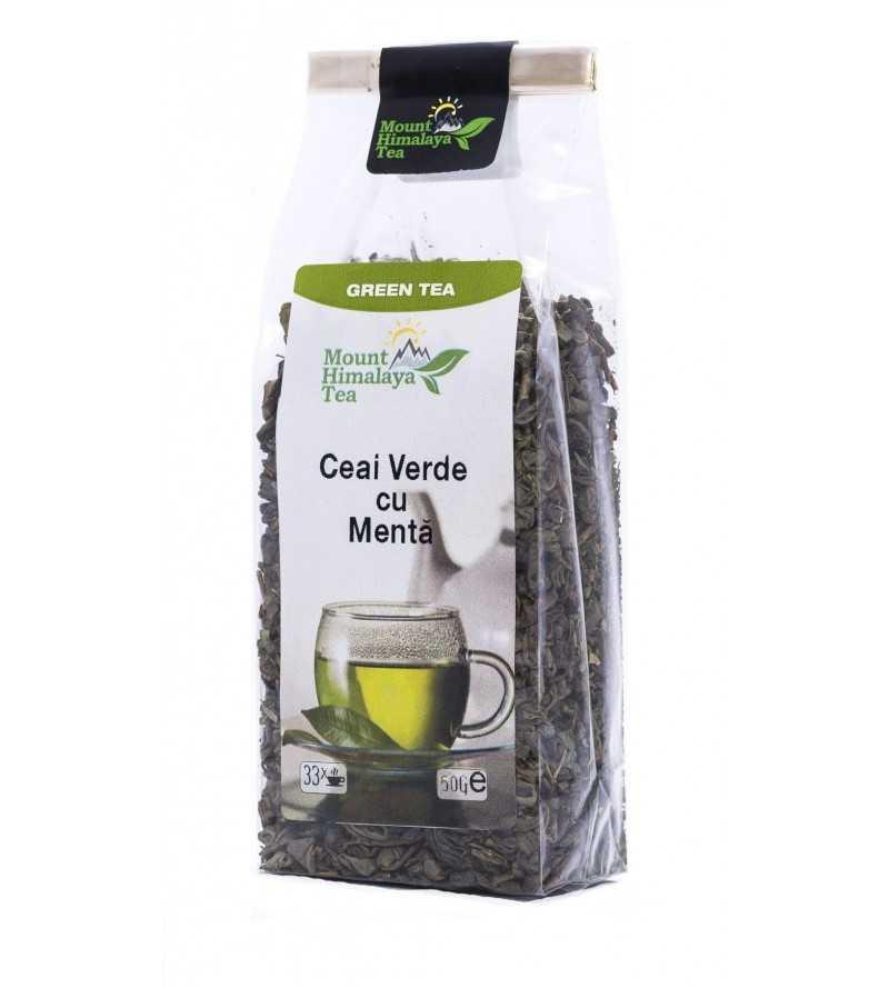 Ceai verde cu menta, Mount Himalaya Tea