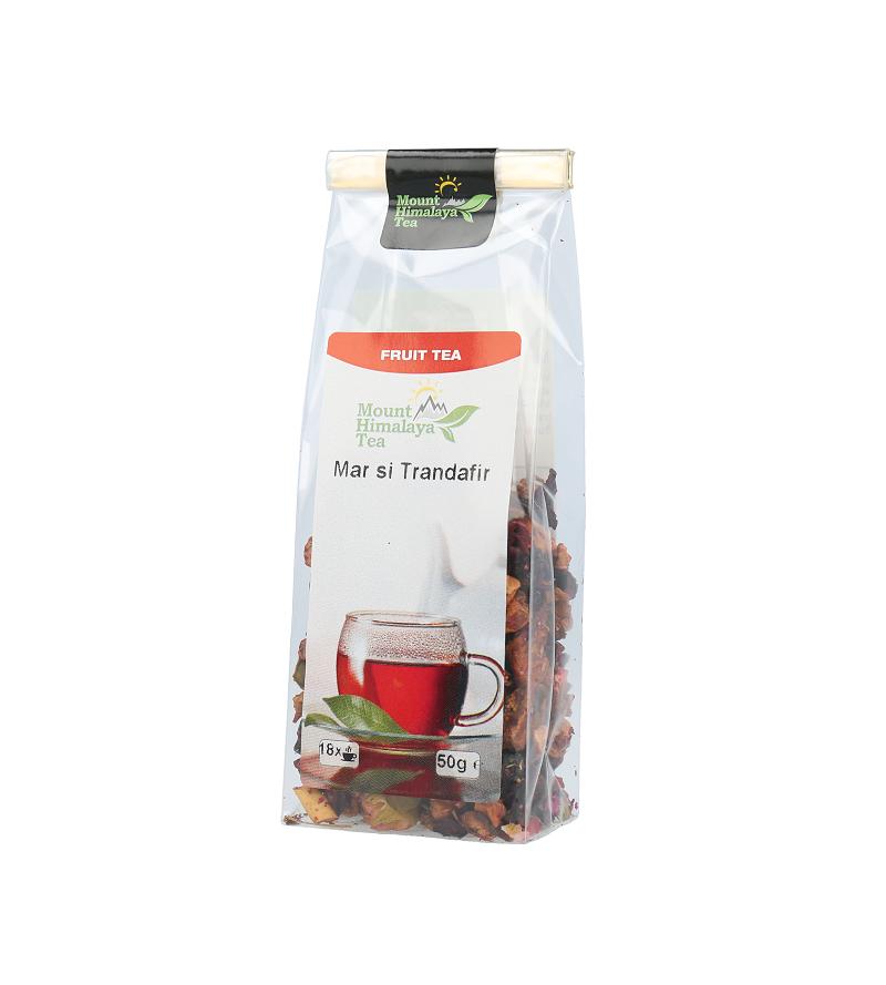 Mar si Trandafiri, Mount Himalaya Tea - 2