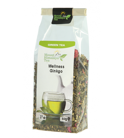 Wellness Gingko, Mount Himalaya Tea