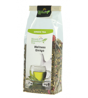 Wellness Gingko, Mount Himalaya Tea