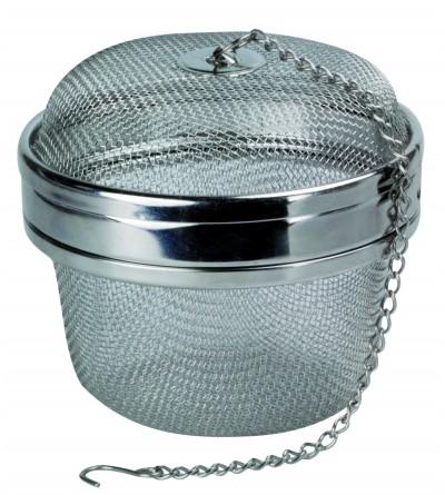 Infuzor metalic ceai