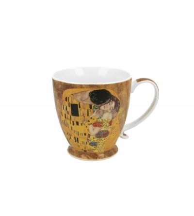 Cana cu picior, 0.45 l, Gustav Klimt - The Kiss