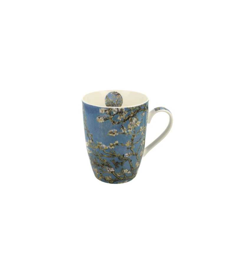 Cana portelan, 0.39 l, Vincent Van Gogh - Almond Blossom