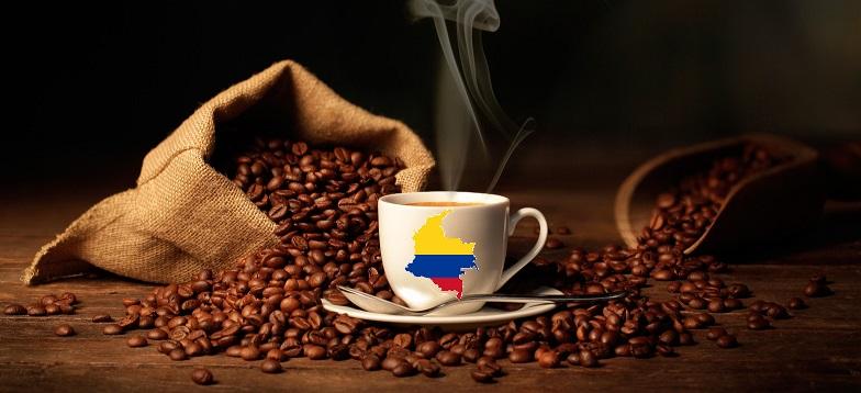 Cafea de origine Columbia